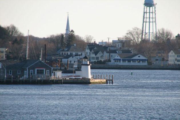 Mystic Waterfront