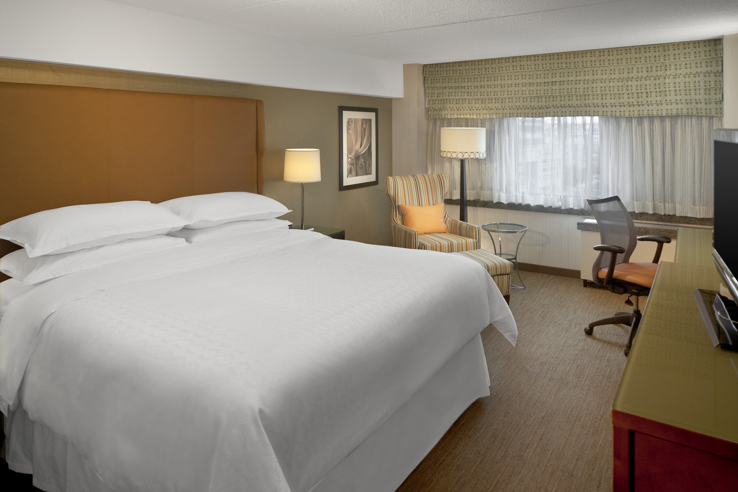 Holiday Inn Select - Stamford - Downtown